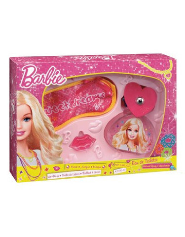 Barbie Set - Disney - Perfume Discount