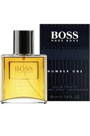 Boss number #1 - Hugo Boss - Perfume Discount