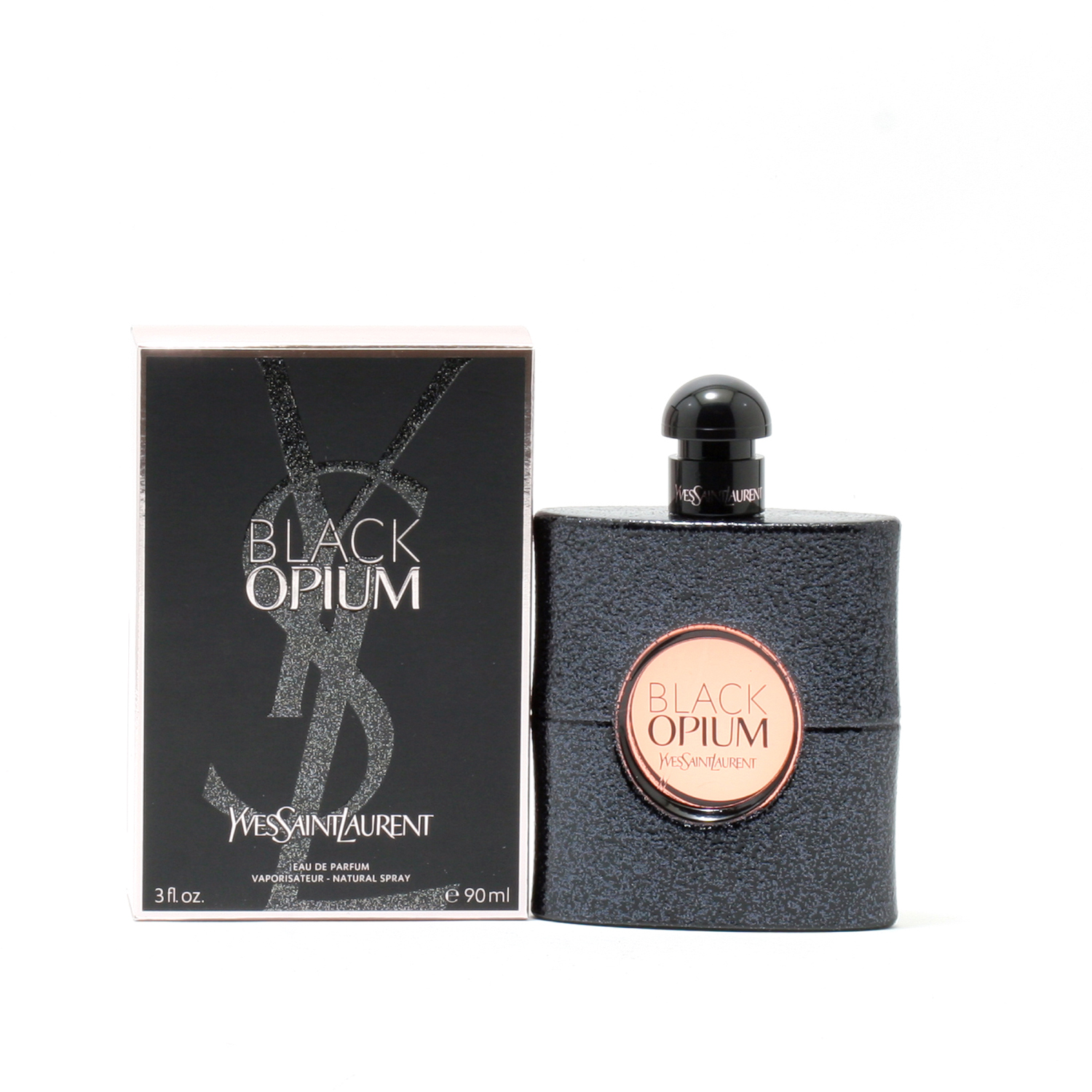 BLACK OPIUM LADIES by YVES SAINT LAURENT – EDP SPRAY - Yves Saint Laurent - Perfume Discount