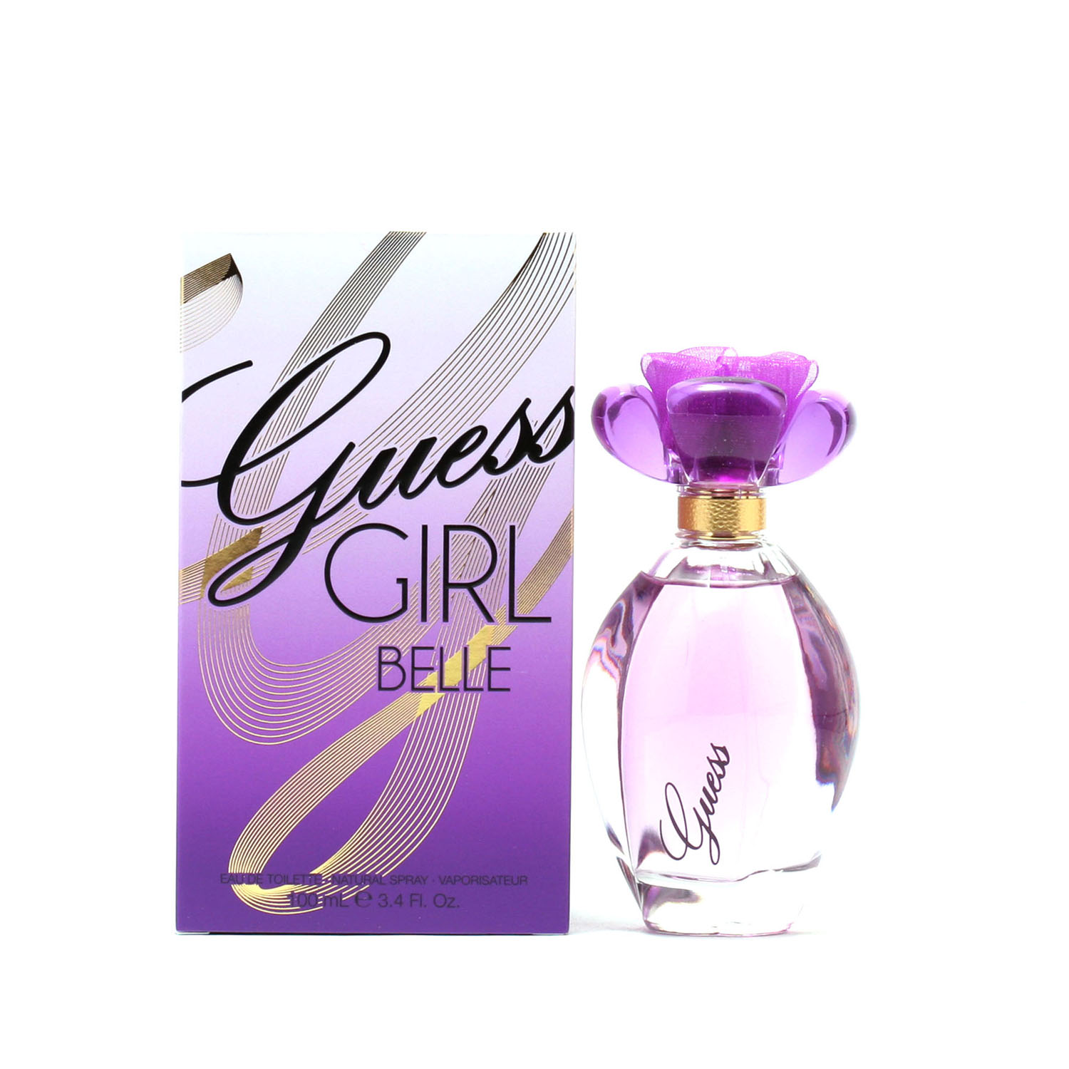 GUESS GIRL BELLE – EDT SPRAY - Guess - Perfume Discount