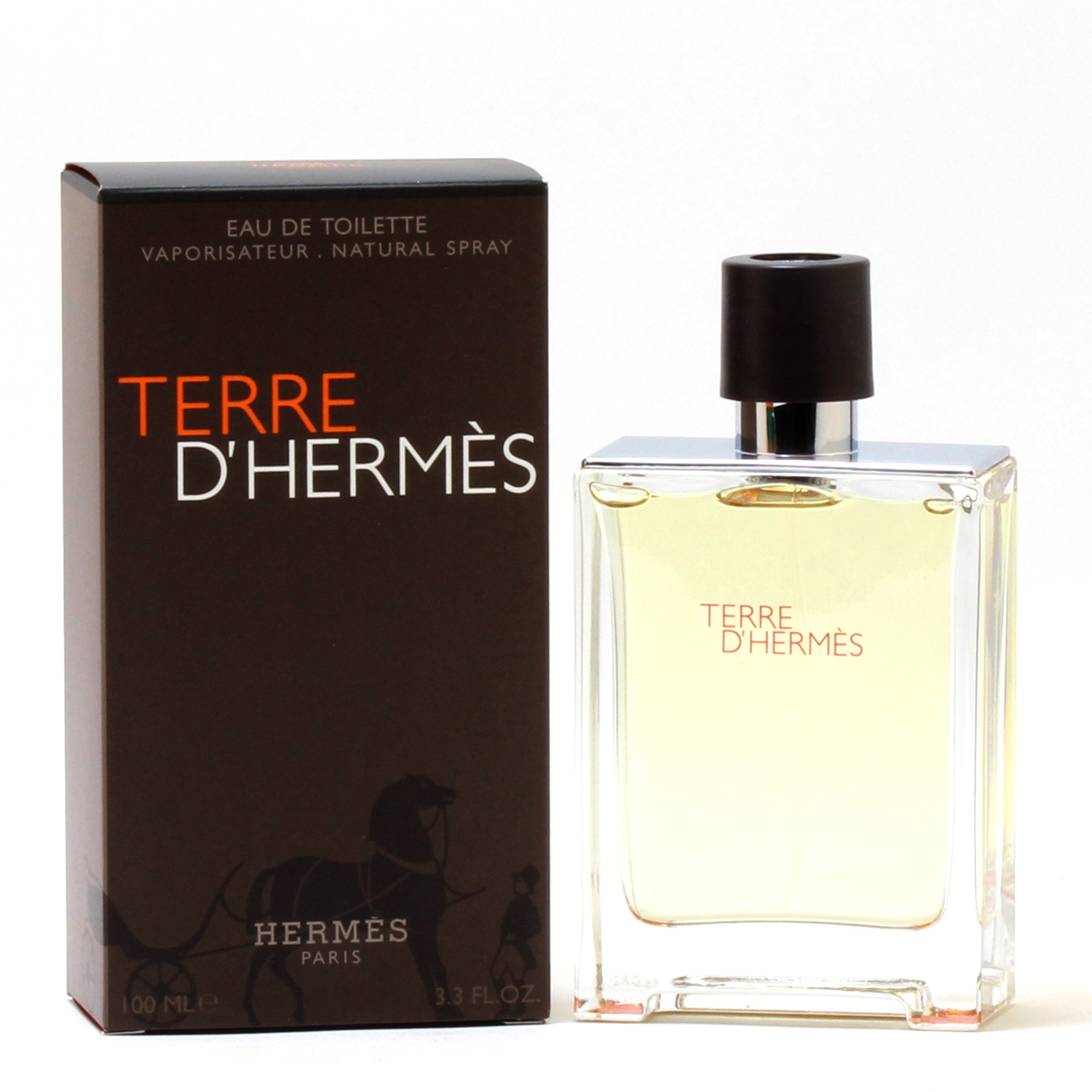 TERRE D'HERMES MEN – EDT SPRAY - Hermes - Perfume Discount