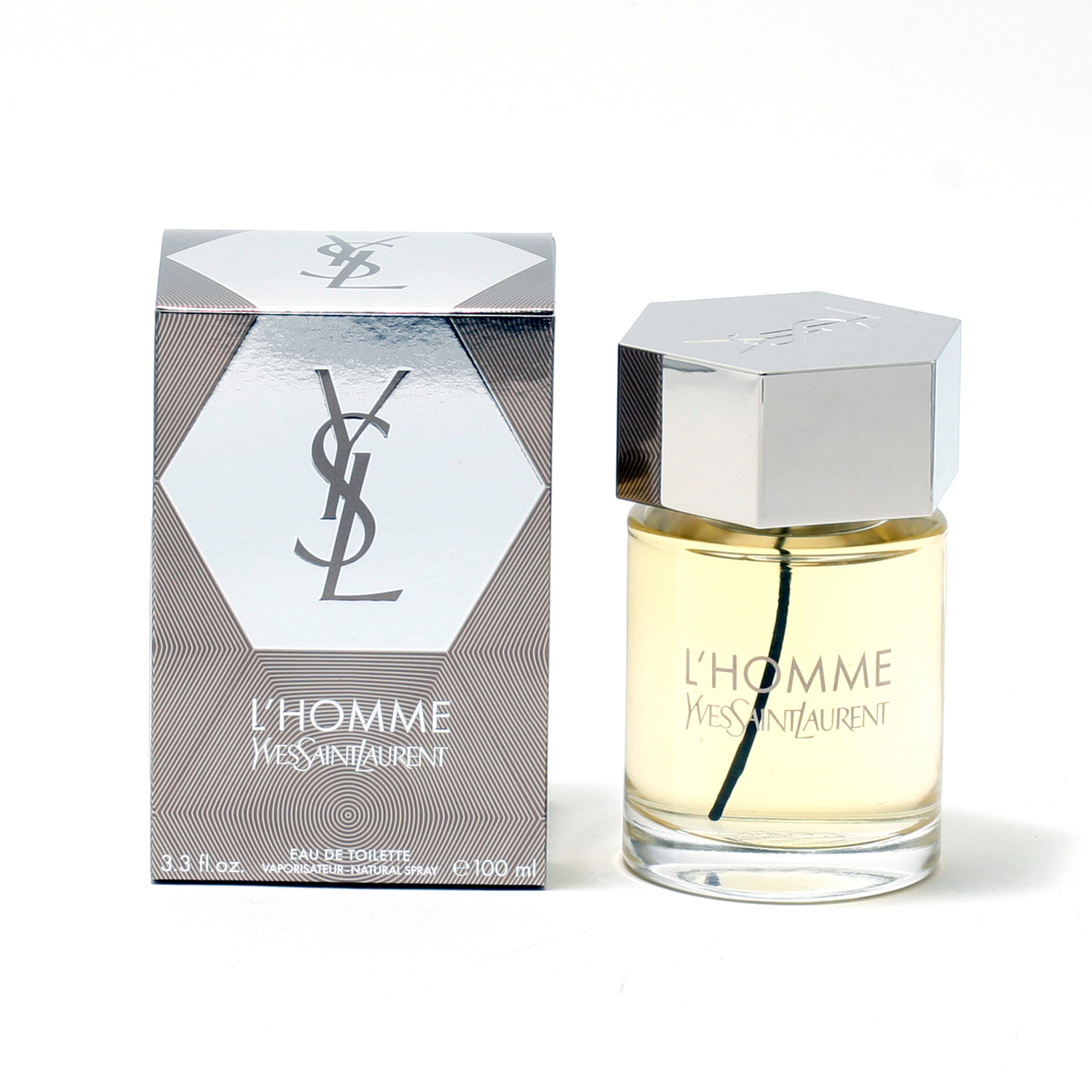 YVES SAINT LAURENT L'HOMME – EDT SPRAY - Yves Saint Laurent - Perfume Discount