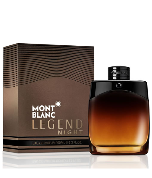 Legend Night - Montblanc - Perfume Discount
