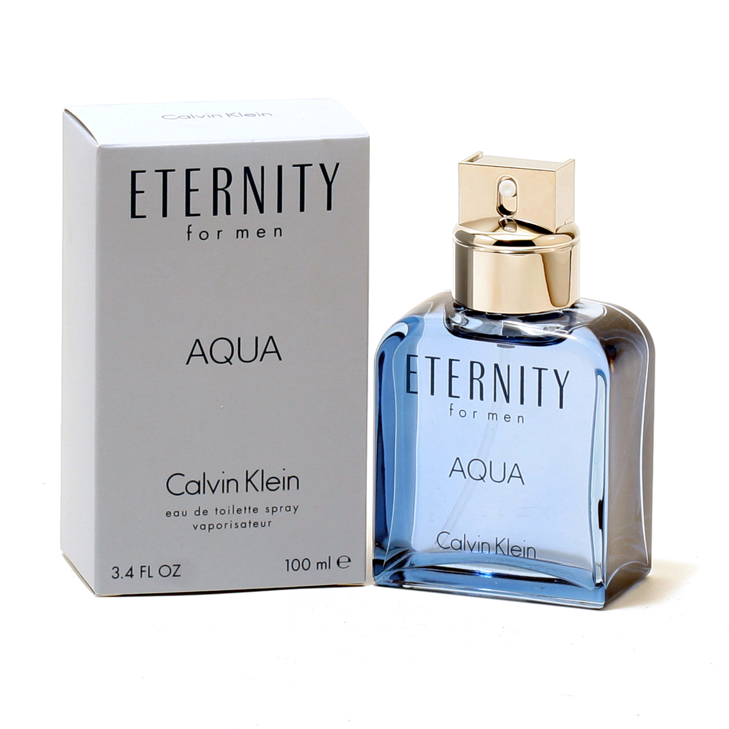 ETERNITY AQUA MEN by CALVINKLEIN – EDT SPRAY - Calvin Klein - Perfume Discount