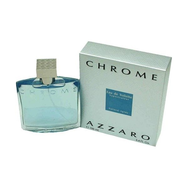 Chrome - Azzaro - Perfume Discount