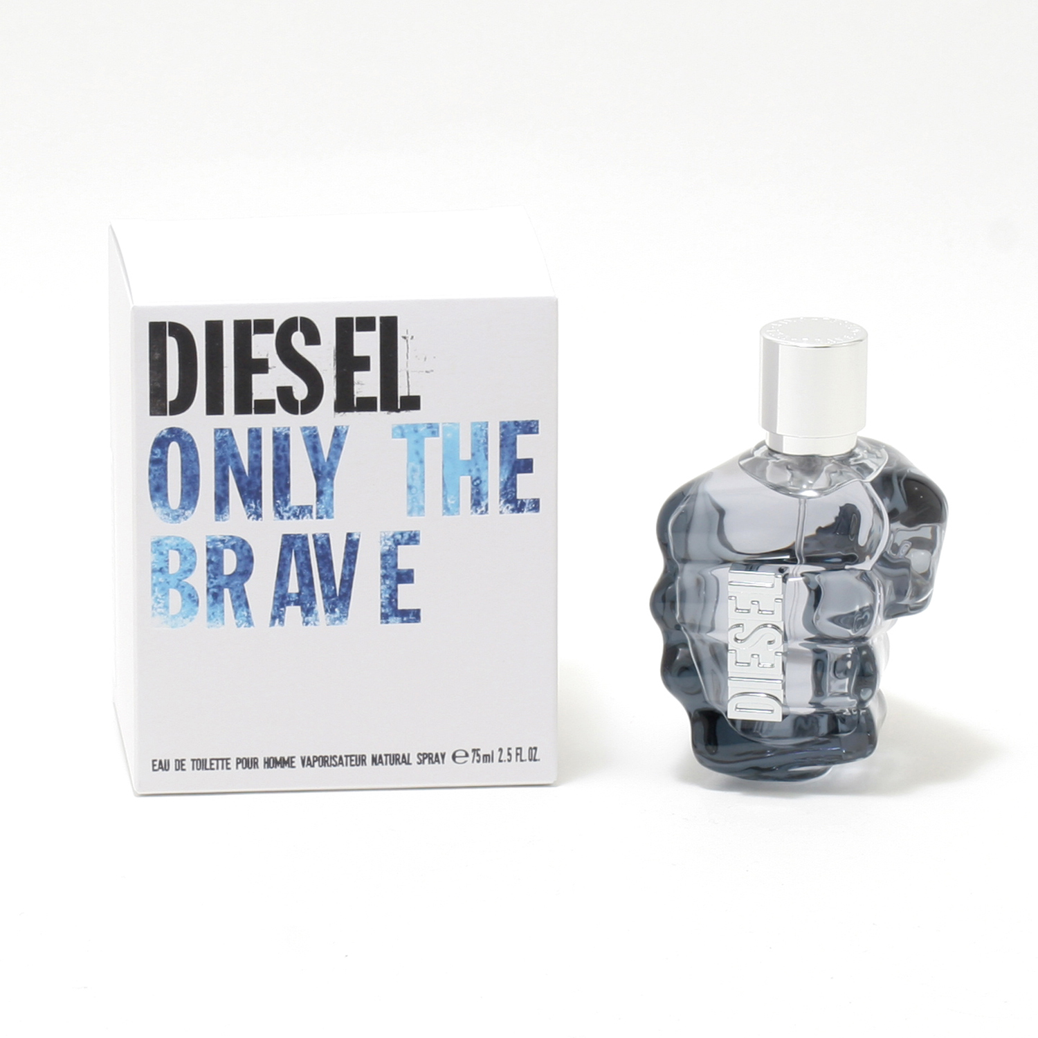 DIESEL ONLY THE BRAVE MEN – EDT SPRAY - Diesel - Perfume Discount