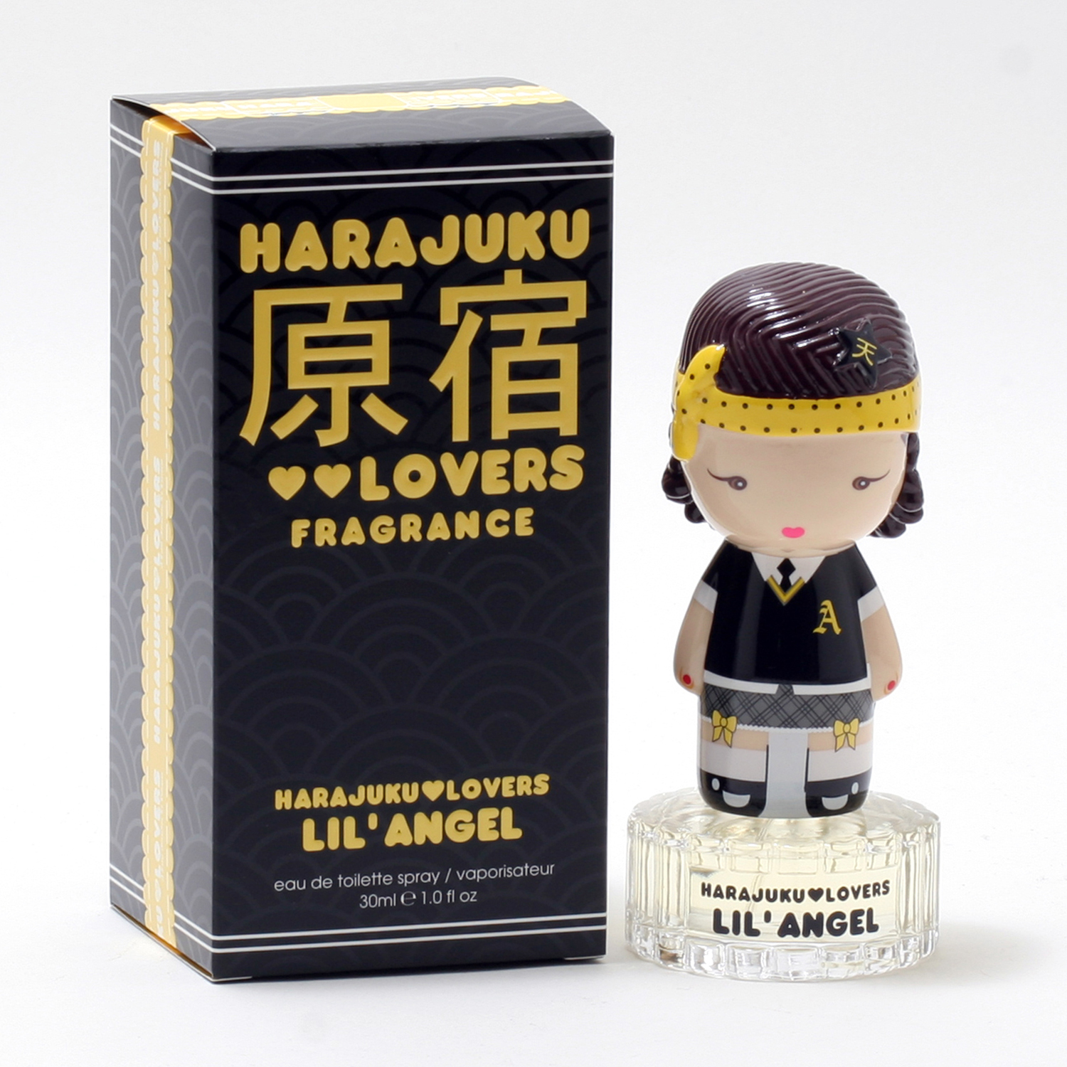 HARAJUKU LOVERS LIL ANGEL LADIES – EDT SPRAY - Non classé - Perfume Discount