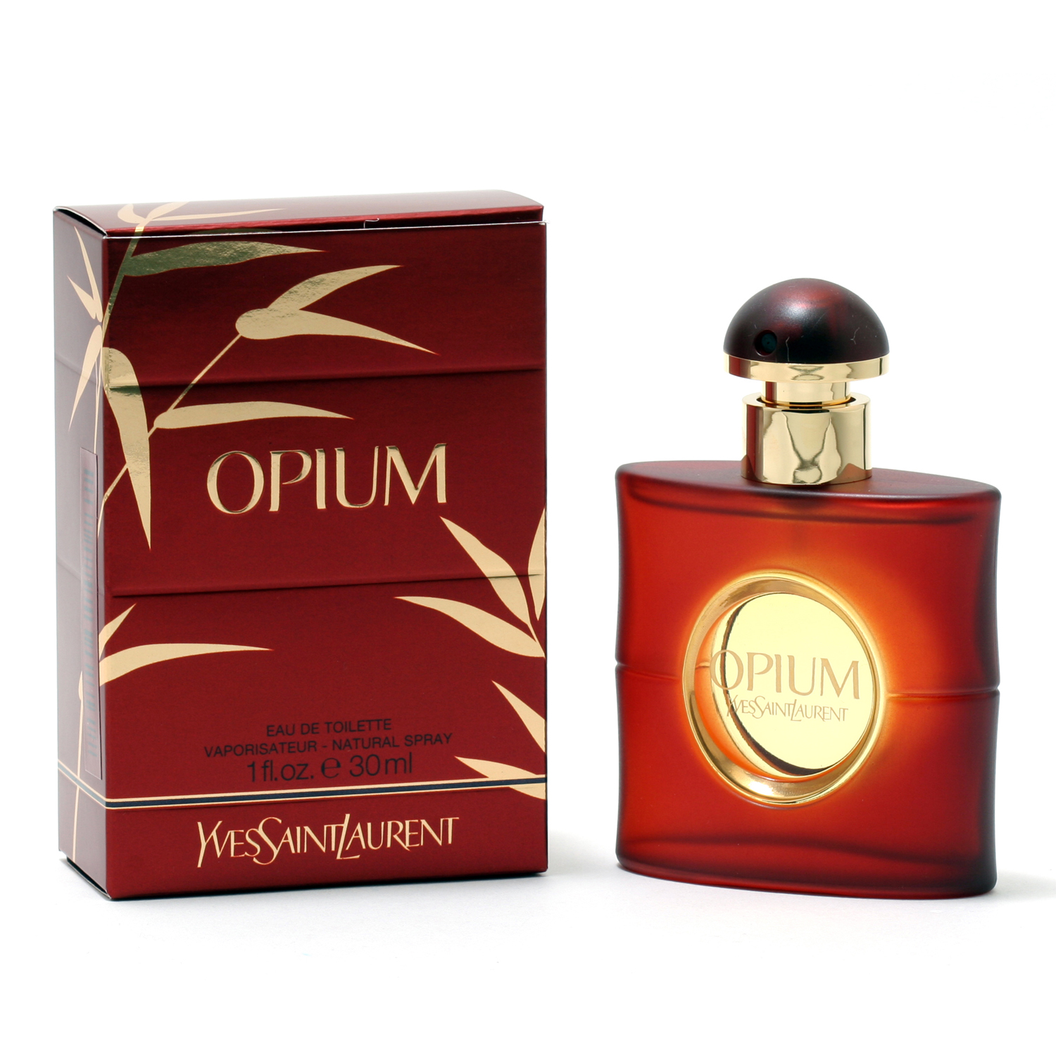 OPIUM LADIES by YVES SAINT LAURENT – EDT SPRAY - Yves Saint Laurent - Perfume Discount