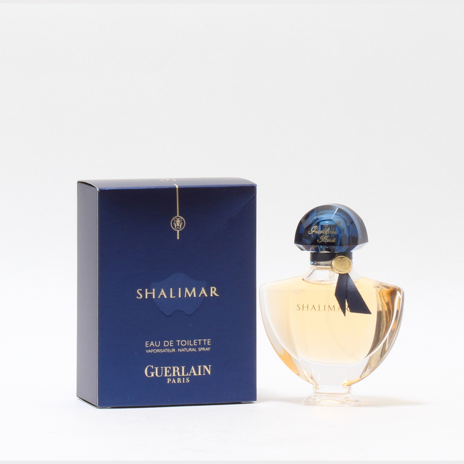 SHALIMAR LADIES by GUERLAIN – EDT SPRAY - Guerlain - Perfume Discount